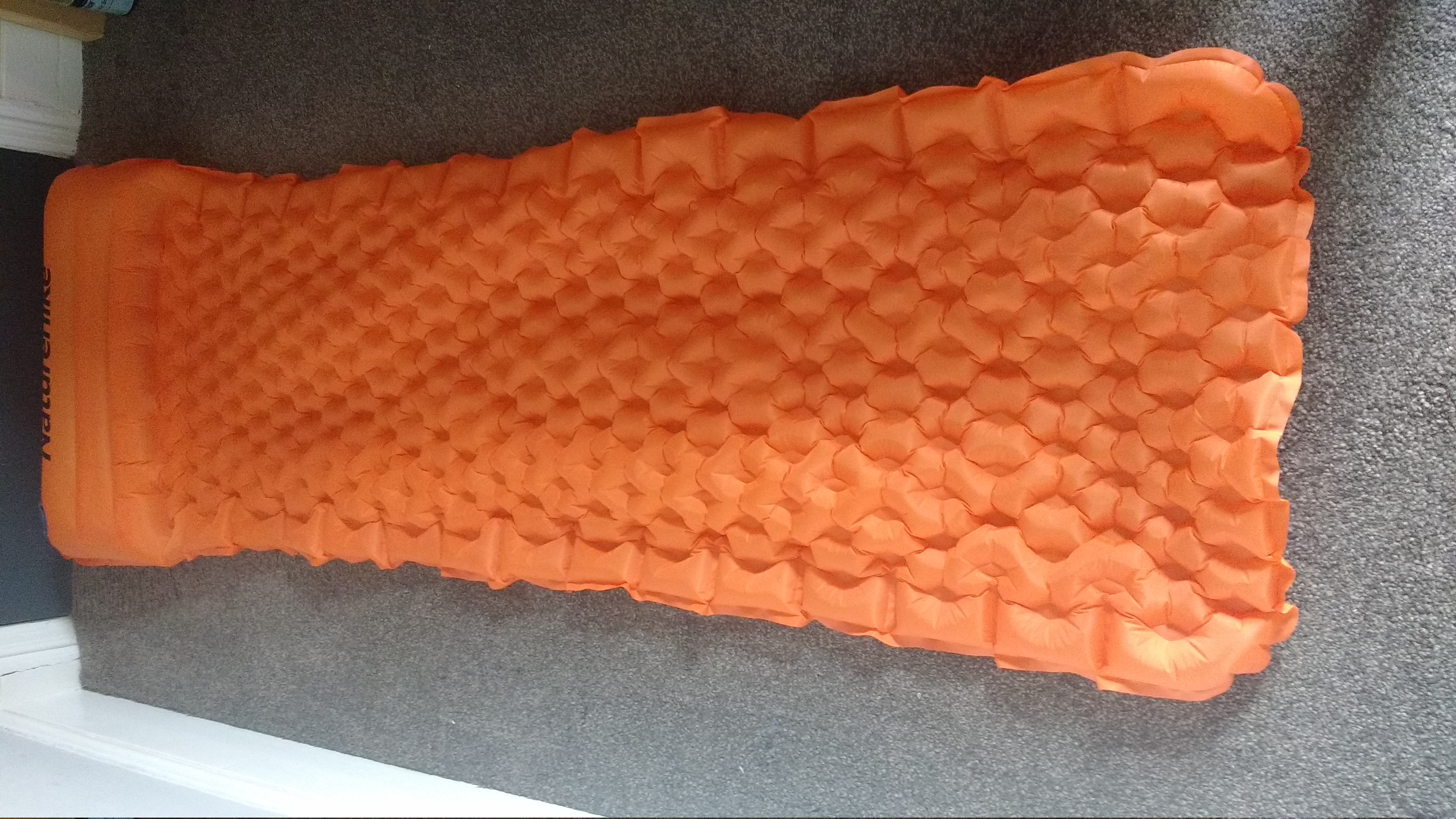 Naturehike inflatable sleeping mat review
