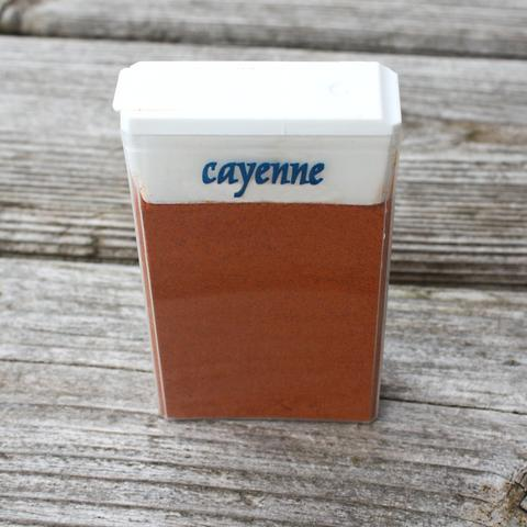 Camping hacks #4: Use empty tic tac boxes to store your spices