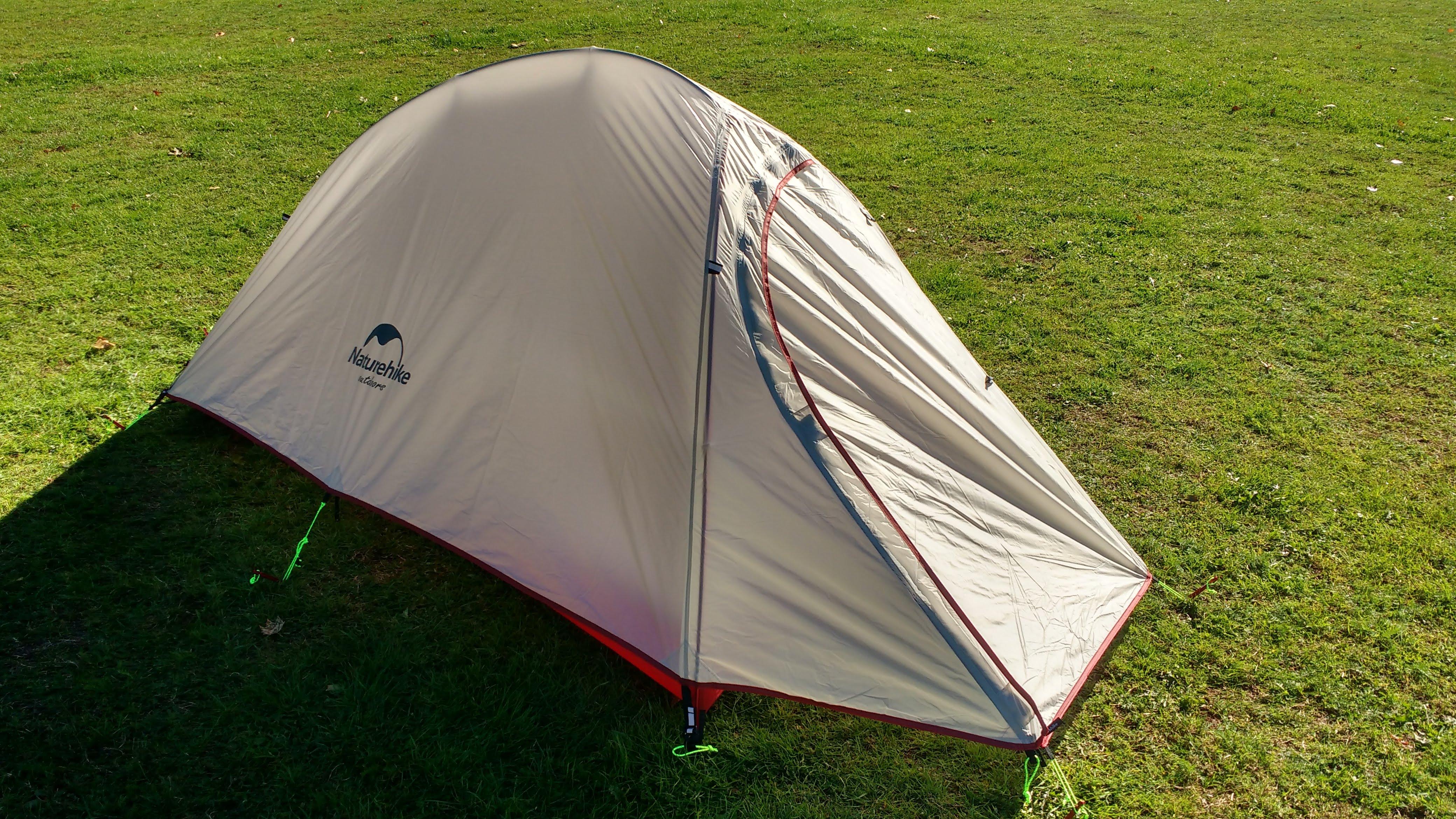 The Naturehike Cloud-Up Tent