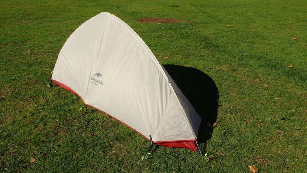 Naturehike Cloud-Up 1-Man Tent