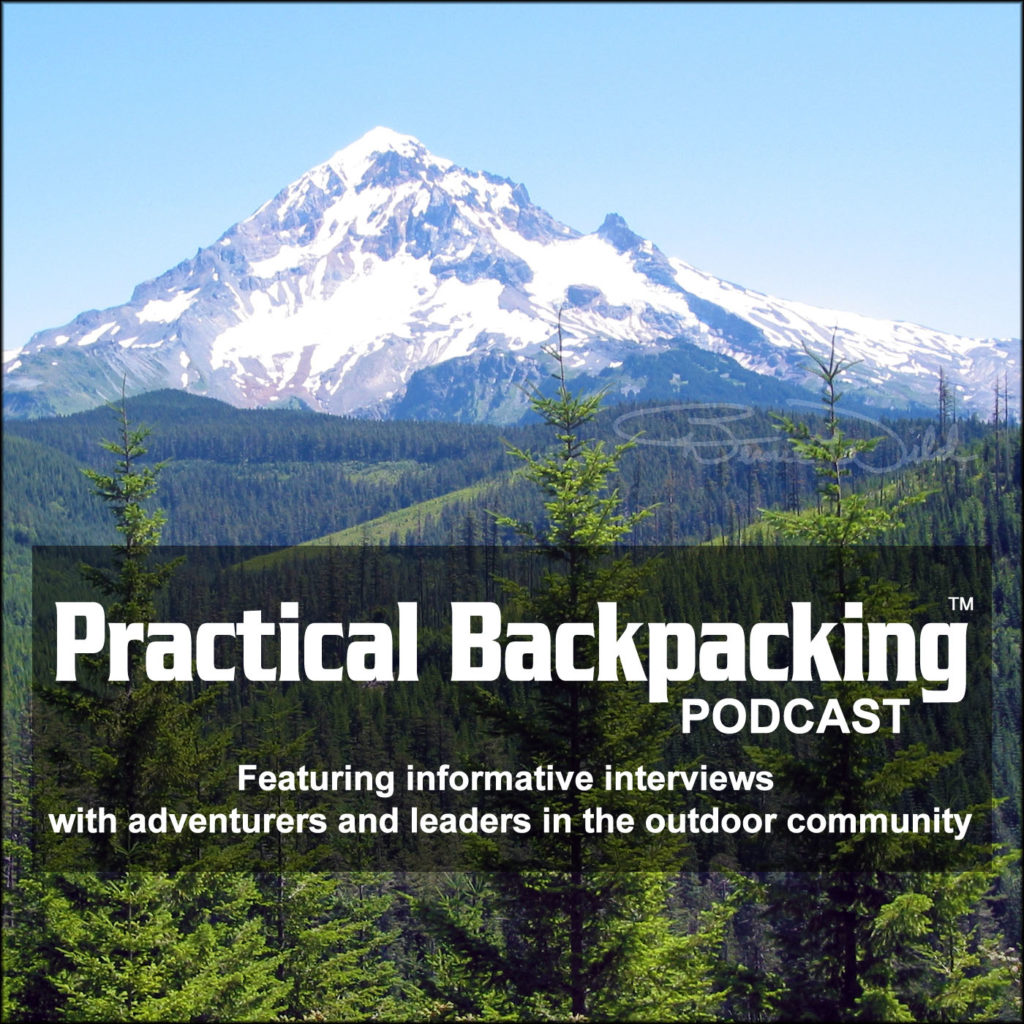 Our favourite outdoor podcasts: The Practical Backpacking Podcast