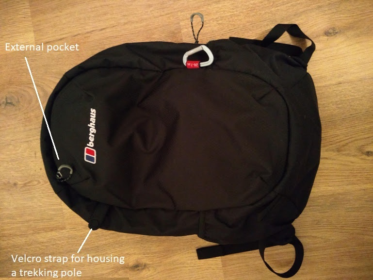 Berghaus Twenty Four Seven backpack