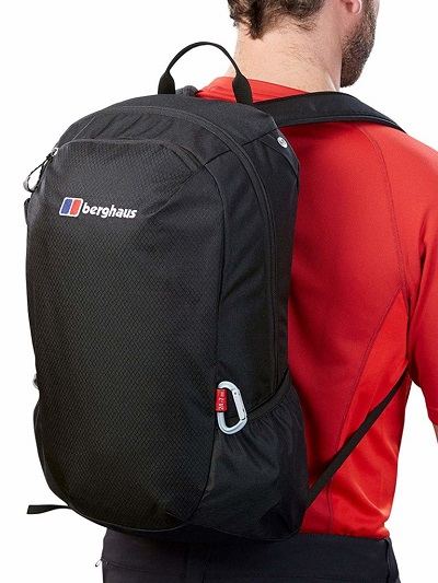 Berghaus Twenty Four Seven 20L backpack revew