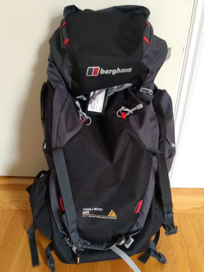Berghaus Trailhead 65 review