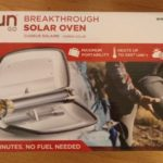 First Look: The GoSun Go Solar Cooker