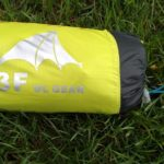 3F UL Gear Poncho Tarp Review