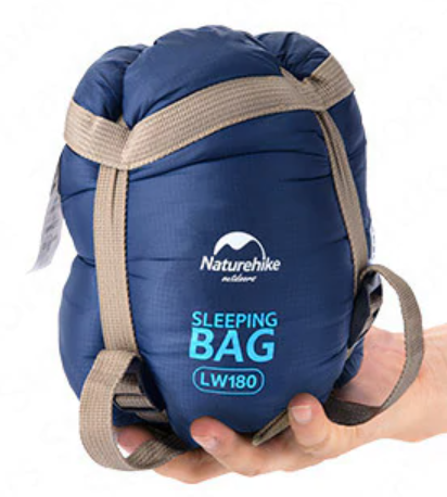 Naturehike ML150 sleeping bag review